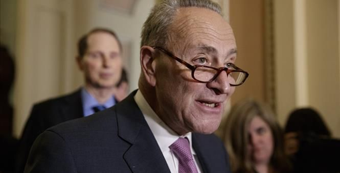 Chuck Todd Elicits the Real Reason Schumer Opposes the Gorsuch Nomination