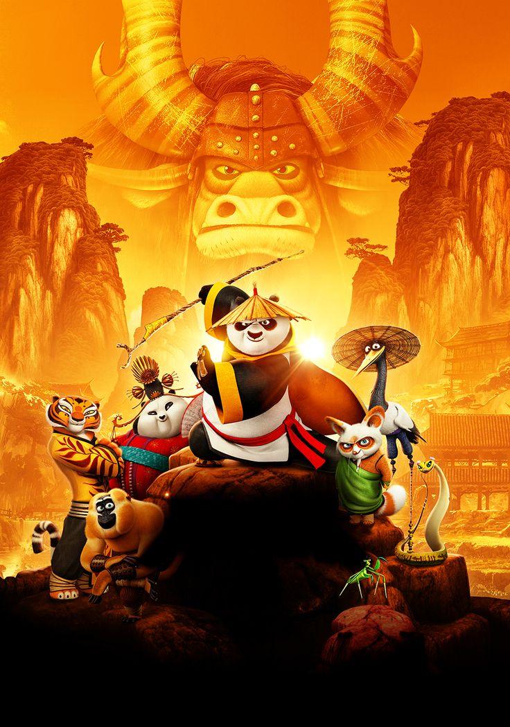 Kung Fu Panda 3   Movie fanart   fanart.tv