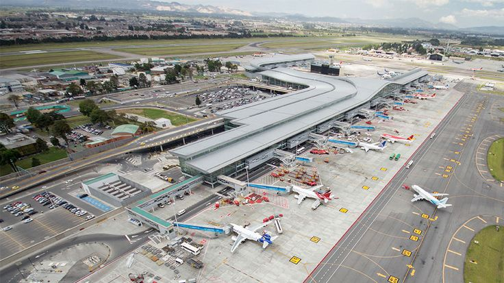 Colombia's 10 busiests airports of 2016 - Colombia Reports