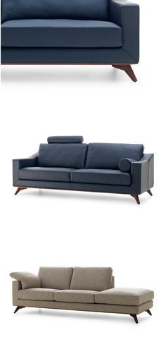 Design Sofa Antonia Adore by Leolux. Antonia's familiar lines are inseparably linked with the Leolux collection. Its solid design and timeless character make this sofa legendary, the Queen of the collection.