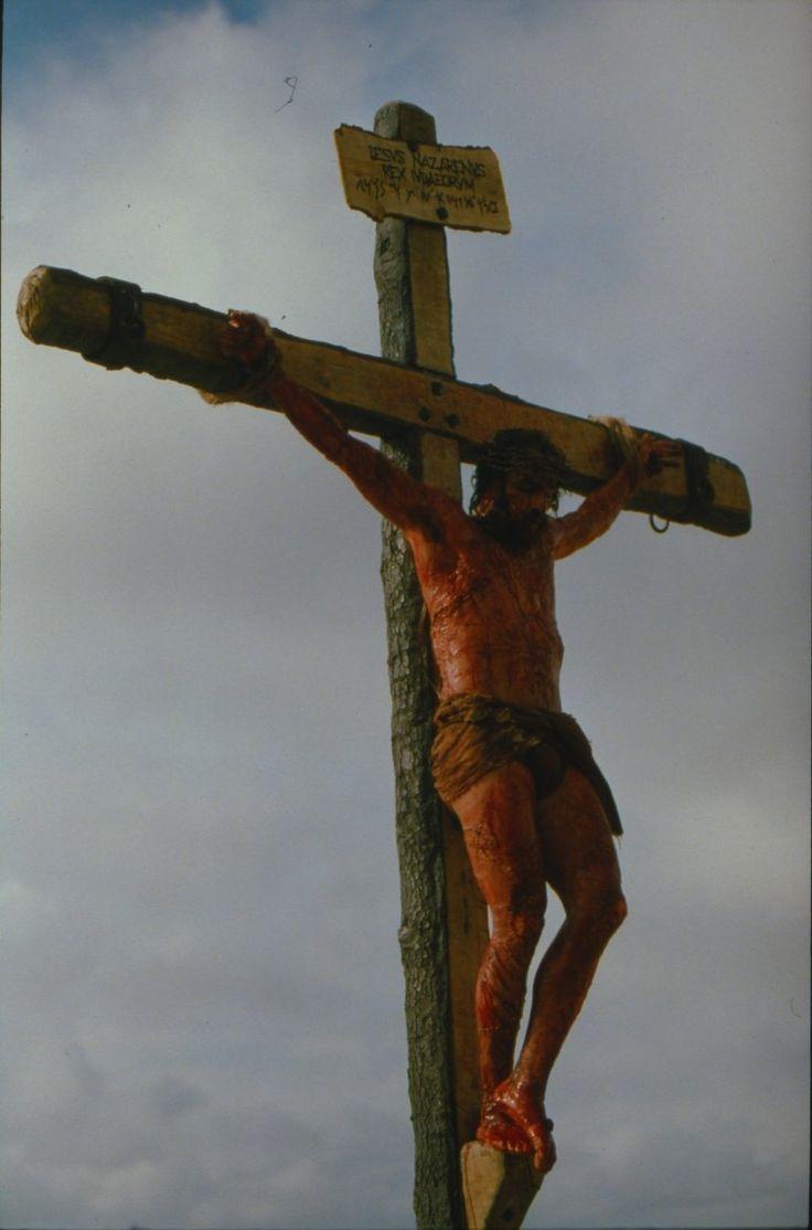 распялинный христос фото