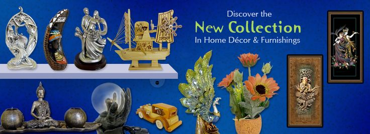 New Collection Of Home Furnishing and Home Decor Products @ReturnFavors showpiece, frames, statue, idols http://www.returnfavors.com/home-furnishing/