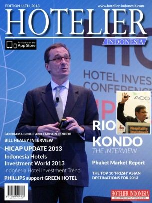 Hotelier Indonesia Edition - 11 digital magazine - Read the digital edition by Magzter on your iPad, iPhone, Android, Tablet Devices, Windows 8, PC, Mac and the Web.