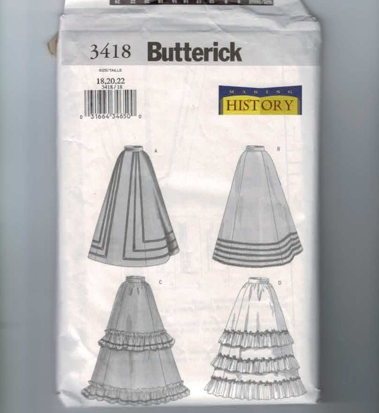 The 141 best Historical Sewing Patterns I Like images on Pinterest ...