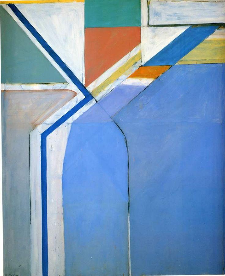 Ocean Park 24 - Richard Diebenkorn Paintings Wallpaper Image