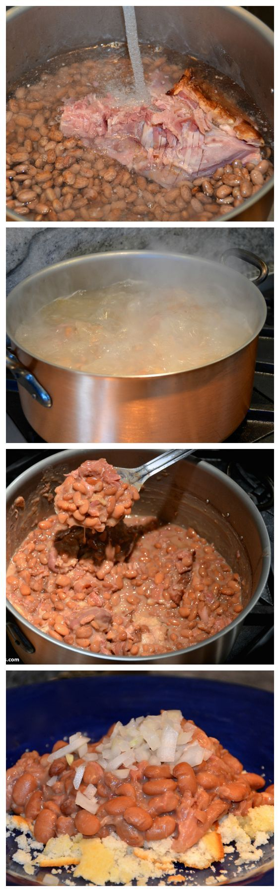 Southern Style Pinto Beans Recipe | Necessary Indulgences