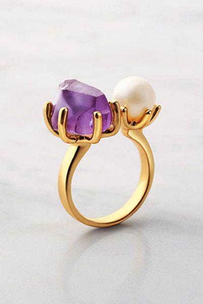 Bead Cuff Ring