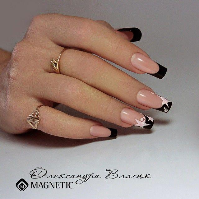 28 best Magnetic Nail Design images on Pinterest | Magnetic nails ...