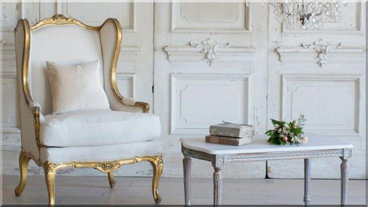 Romantikus stílusú lakberendezés, vintage otthon