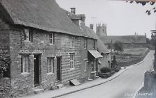 TOPIARY BY THE VILLAGE SHOP HOOK NORTON OXFORDSHIRE EARLY RP PC