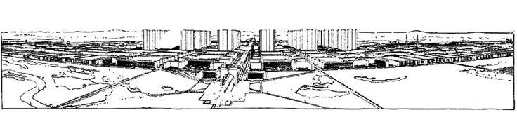 ル・コルビジェ 現代都市 - Google 検索