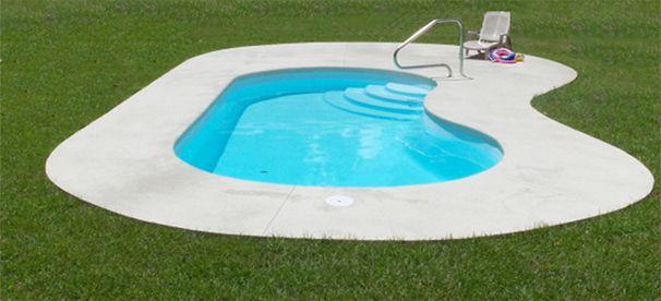Fiberglass Pool Prices | Inground Fiberglass Pool Kits | 386-775-7914