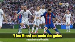 (19) Canción Real Madrid Barcelona 2 3 Parodia Ahora Dice ft J Balvin, Ozuna, Arcángel 2017 - YouTube