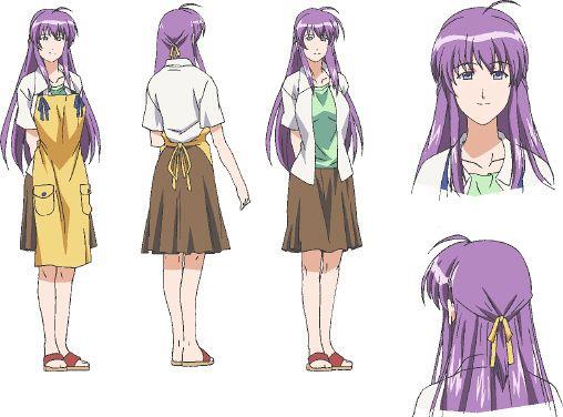 Character Design Visual Novel : Kagami konoe lamune pinterest