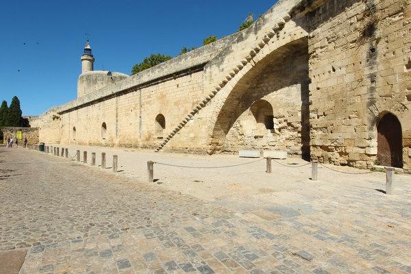 Le mura medievali di Aigues Mortes  Foto di ©Serena Campanini