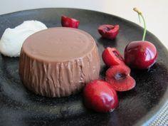 Chocoholic: Chocolate Blancmange