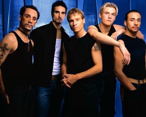 Backstreet Boys •• Black and Blue Tour •• June 2001 •• Nashville, TN