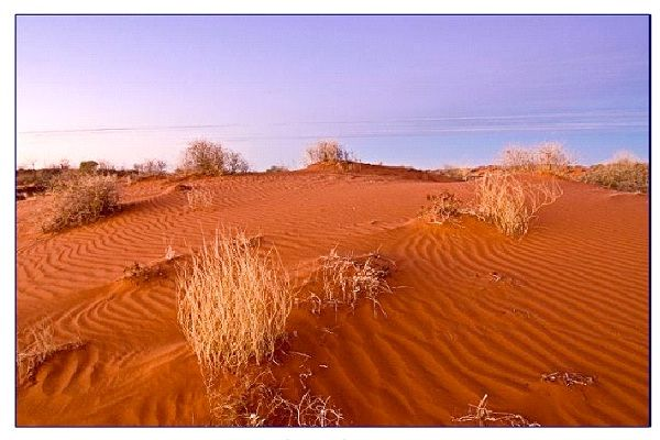 Simpson Desert - Australia-Most Fascinating Deserts
