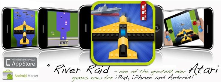 River raid app