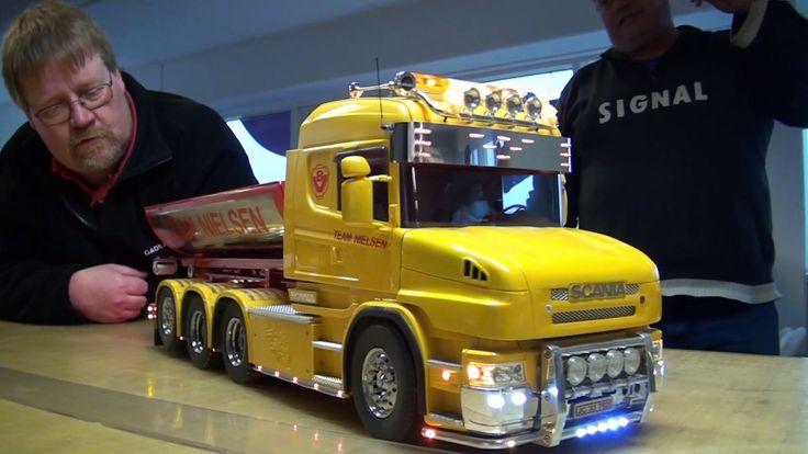 Rc Trucks (Chrisser, Team Nielsen)