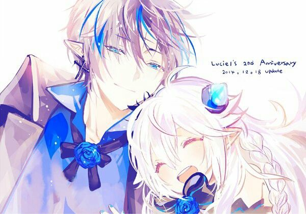 Lu and ciel ( elsword)
