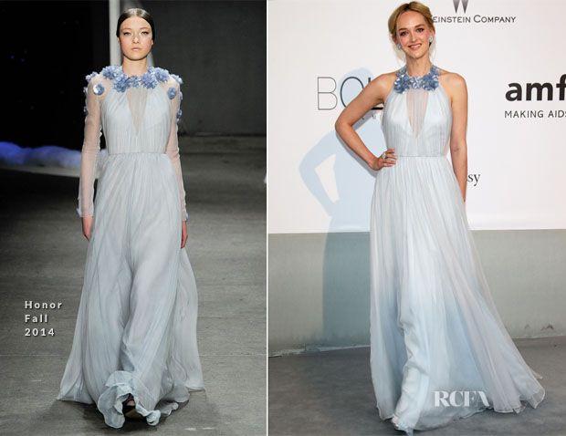 Jess Weixler In Honor - amfAR Cinema Against Aids Gala - Red Carpet Fashion Awards