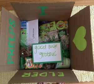 """""""Greenie"""" Missionary Package!"""