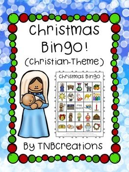 christian christmas bingo - photo #10
