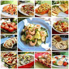 Ricette estive facili e gustose, una raccolta ricca di fresche e buonissime preparazioni, per deliziare i vostri ospiti, anche durante l'estate.