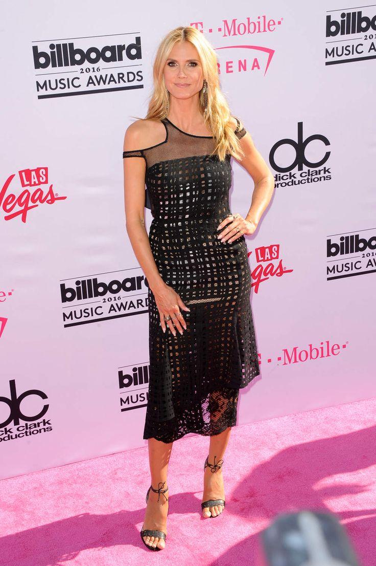 Le photocall des Billboard Awards 2016: heid Klum