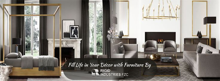 Fill Life In Your #Décor With #Furniture By Rigid Industries #Furniture is the lifeline of any decor, it is something that can make or break your #space. Therefore, opting for the best furniture in your #home or #office is imperative. Rigid Industries, the premium #furnituremanufacturer in #Dubai, offers you the best furniture in the #country. for more http://bit.ly/2j7Figa