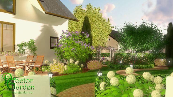 #landscapearhitecture #landarch #ландшафтныйдизайн #дизайн #озеленение #gardendesign #lanscaping #благоустройство #3d #проектирование #визуализация