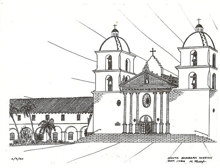 missions coloring pages - photo#21