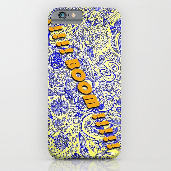 My art on a phone cover!  The novelty will never wear off for me! x