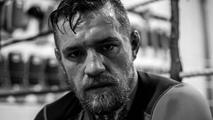 the notorious #mma Conor McGregor. photographer: Colin Byrne on location at SBG Concorde, Dublin
