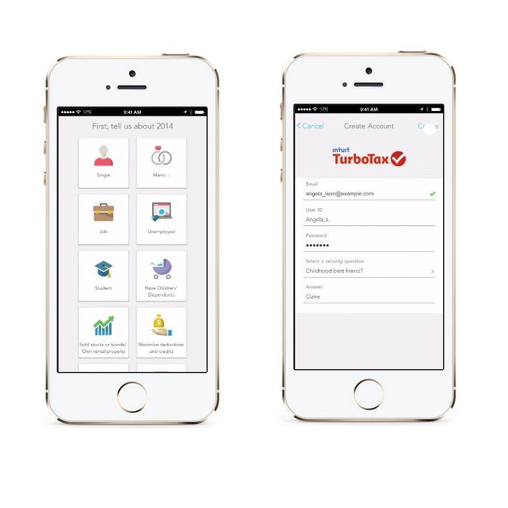 TurboTax Tech hacks, App, Life savers