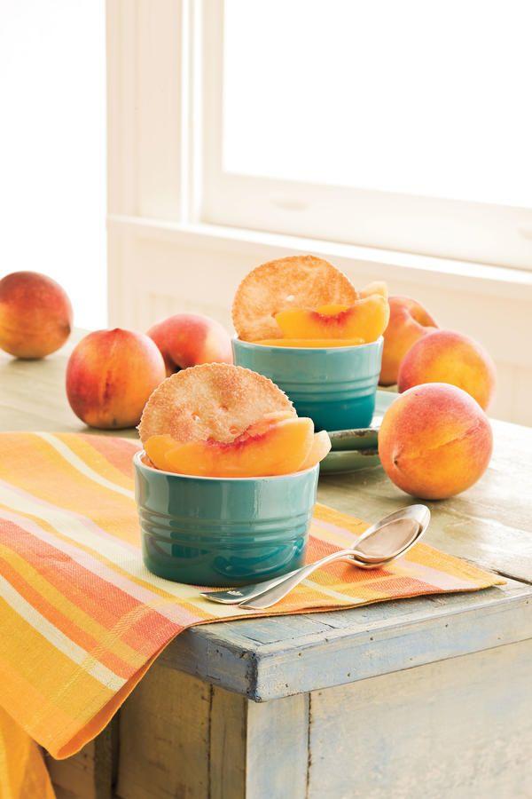 Crazy-Good Fruit Cobbler Recipes: Southern Living Recipe: So-Easy Peach Cobbler