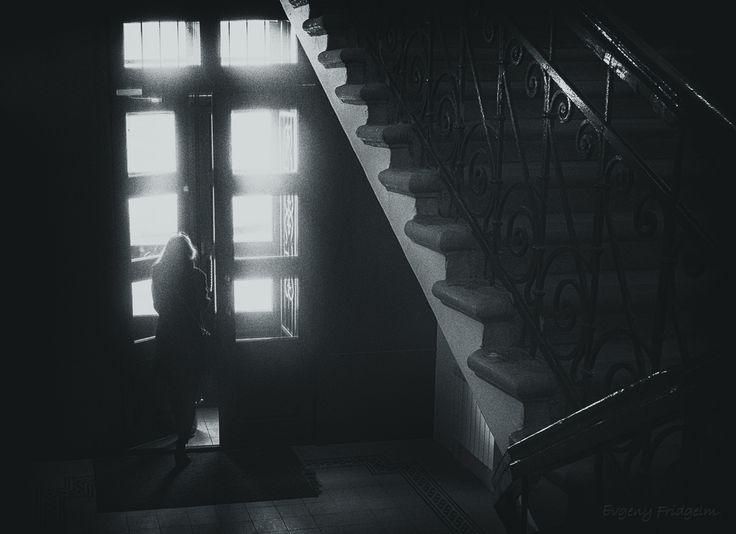 Exit. © By Evgeny Fridgelm.