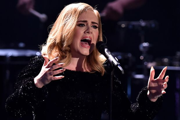 Adele Announces North American Tour Dates in 2016