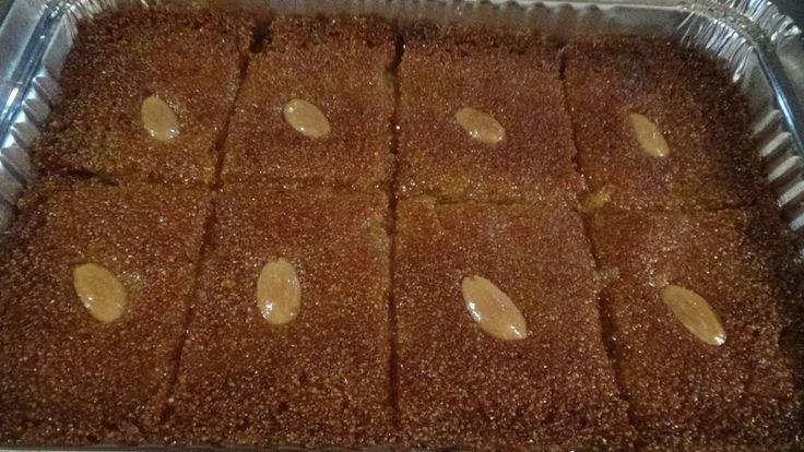 Kalb elouz ou chamia /  قلب اللوزأو الشامية  مصنوع بطريقة فريدة من نوعها
