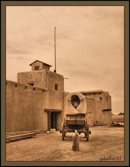 Bents Old Fort | Flickr - Photo Sharing!