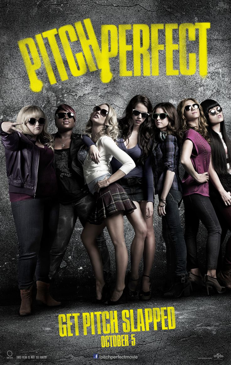 Pitch Perfect in theaters October 5th