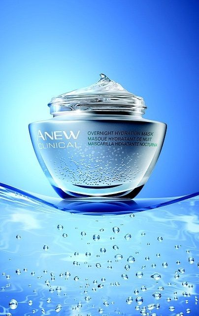 Gorgeous = my skin after Avon's ANEW Clinical Overnight Hydration Mask! #AvonRep #ANEWyou