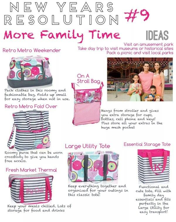 New Years Resolution? Want more quality family time? I know I do! www.mythirtyone.com/518257