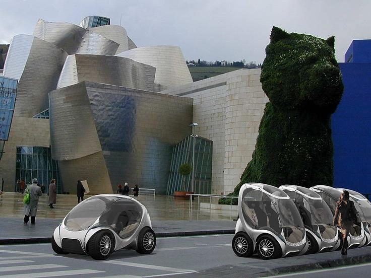HIRIKO (basque electric car)