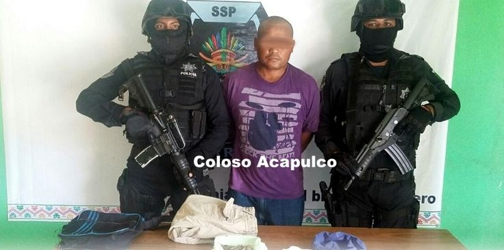 POLICÍA DETIENE A CINCO DELINCUENTES UNO DEL COLOSO ACAPULCO, DOS EN ZIHUATANEJO Y DOS EN CHILPANCINGO!!!  Acapulco, Guerrero, 31 de agosto de 2016.  Detienen a cinco presuntos delincuentes en operativos donde personal de la Policía Estatal Acreditable hizo presencia en varios puntos de Guerrero, en esos operativos se hicieron la detención de cinco presuntos delincuentes uno del coloso Acapulco, dos en Zihuatanejo y dos en Chilpancingo, con varios cargos que...