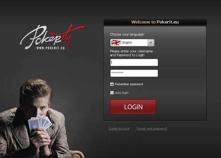 Pokerit Welcome