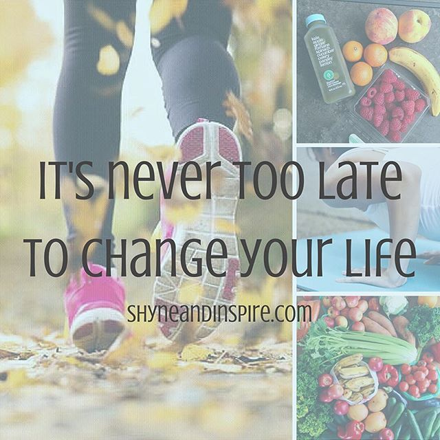 It's Monday! That means it's the start of a new week. You have goals, so stop the excuses and make it happen. Fitness   Clean Eating   Beauty   Fashion   Inspiration @ ShyneandInspire.com