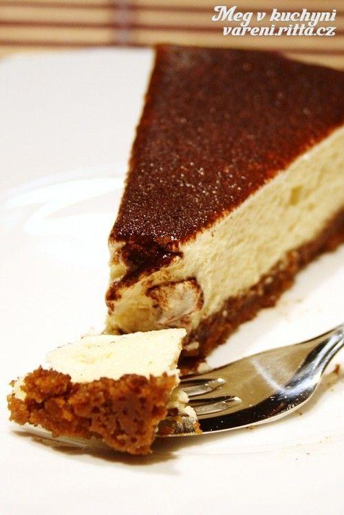 Tiramisu cheesecake | Sweet treats | Pinterest