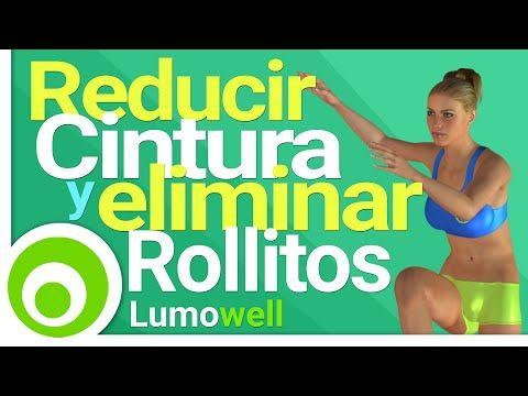 Quemar Grasa Abdominal. Ejercicios para Reducir la Cintura Rápido - HIIT para Eliminar Rollitos - YouTube